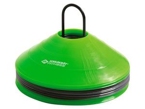 Schildkröt Fitness Trainings Cones/Hütchen (20 Stück)