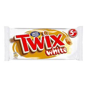 Twix White 46 g, 5er Pack