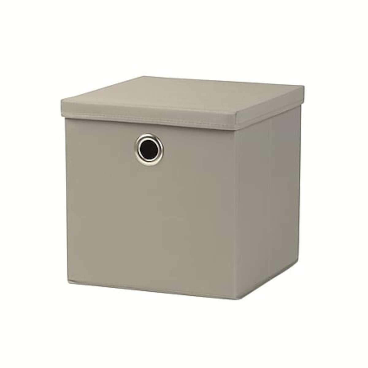 Bild 1 von Dekor Aufbewahrungsbox - versch. Farben - grau