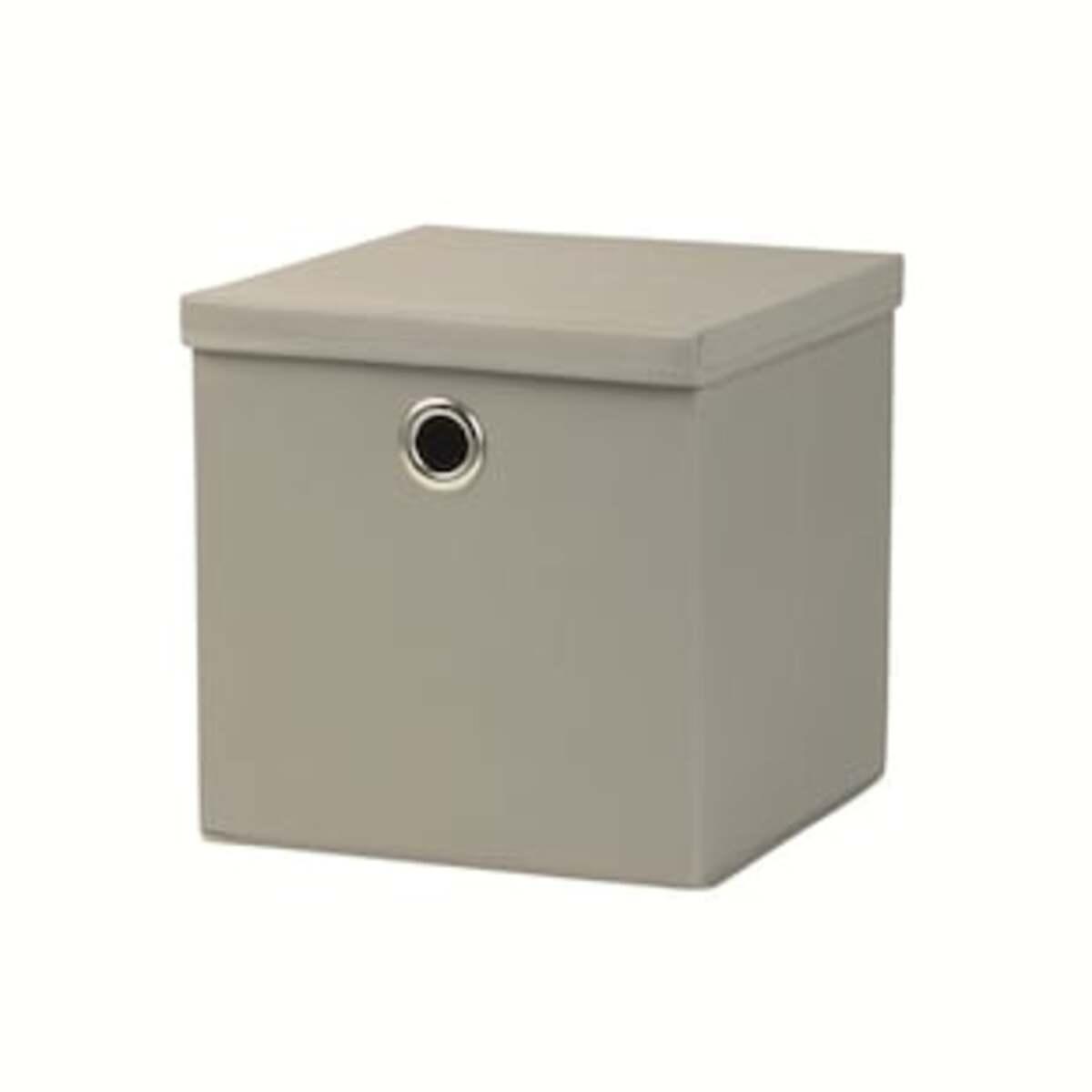 Bild 2 von Dekor Aufbewahrungsbox - versch. Farben - grau