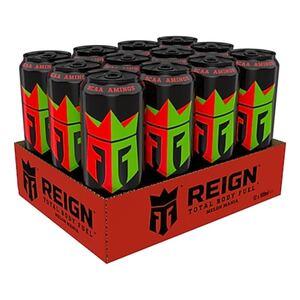 Reign Energy Drink Melon Mania 0,5 Liter, 12er Pack