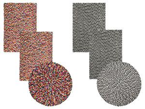 Obsession Teppich »My Passion 730«, Filzteppich, geeignet für Fußbodenheizung
