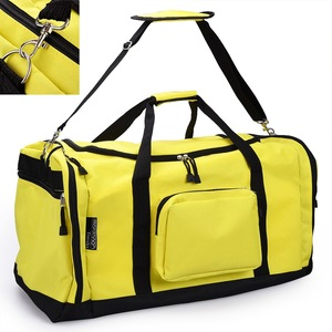 Deuba Tasche für Reise/Sport/Alltag - 70cm - 90L Stauraum gelb
