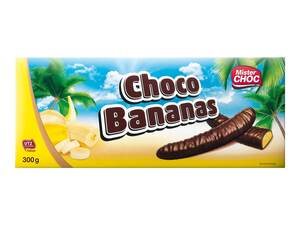 Mister Choc Schoko-Bananen