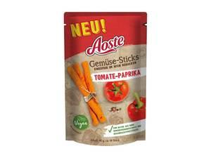 Aoste Gemüse-Sticks