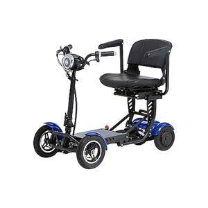 Aktivimo 4-Rad Elektromobil Assisi Blau Basic