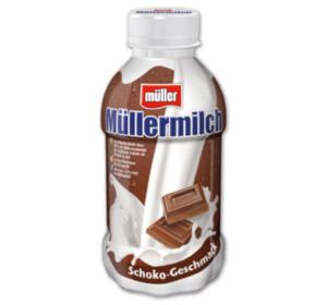 MÜLLER Müllermilch oder Milchshake