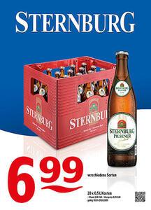 Sternburg verschiedene Sorten