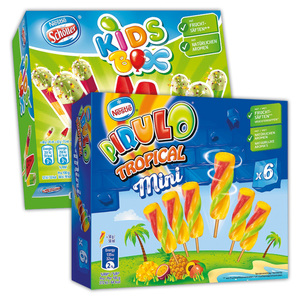Nestle Schöller Pirulo Tropical Mini / Kids Box
