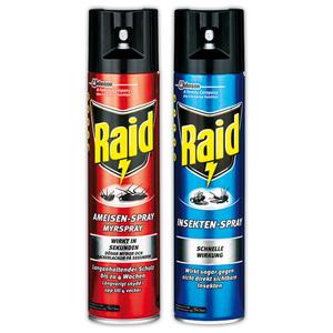 Raid Ameisen-/Insekten-Spray