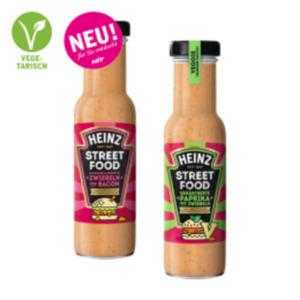 Heinz Streetfood Saucen