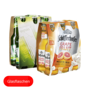 Schöfferhofer Weizen-Mix oder Veltins V+