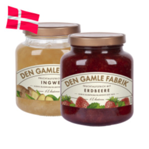 Den Gamle Dänischer Fruchtaufstrich