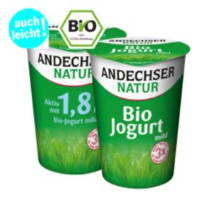 Andechser Natur Bio-Jogurt mild