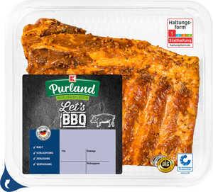 K-PURLAND Pork Ribs Smoker Style