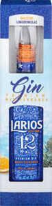 LARIOS 12 Premium-Gin Mediterránea