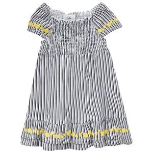 Baby Kleid mit gummierten Prints