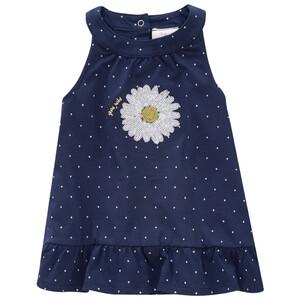 Baby Kleid mit Blumen-Motiv