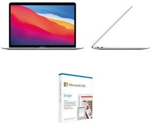 "MacBook Air 13"" (MGN93D/A) 33,78 cm (13,3"") Notebook silber inkl. 365 Single FPP"