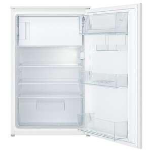 SVALKAS Kühlschrank mit Gefrierfach, IKEA 300 integriert