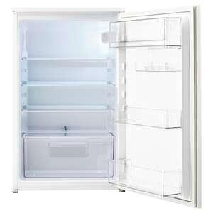 SVALNA Einbaukühlschrank, weiß