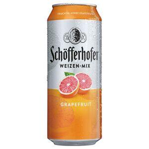 SCHÖFFERHOFER Weizen-Mix Grapefruit 0,5 l