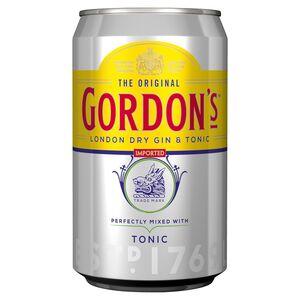 Captain Morgan® /GORDON'S™/ Johnnie Walker™ 0,33 l