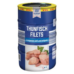 ALMARE Thunfischfilets 780 g