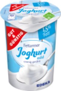 Gut & Günstig Fettarmer Joghurt