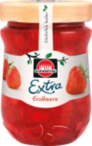 Schwartau Extra*, Samt* oder Weniger Zucker