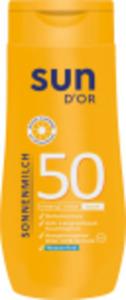 Sun D?or Sonnenmilch