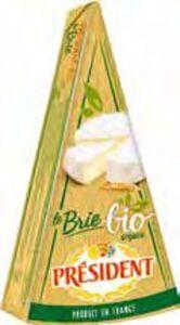 Président Bio-Le Brie