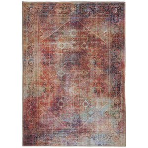 Novel Vintage-teppich 160/230 cm multicolor  Heriz Antique  Mehrfarbig
