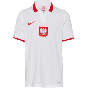 Nike Polen 2021 Heim Trikot Kinder
