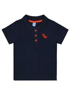 Baby Poloshirt - Stickereien