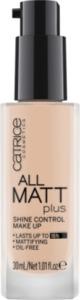 Catrice All Matt Plus Shine Control Make-up Light Beige 010
