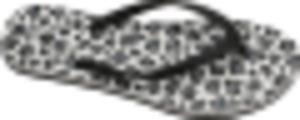 Fashy Zehentrenner Paar Leopardenprint Gr. 41