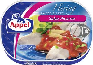 Appel zarte Heringsfilets Salsa-Picante 200 g