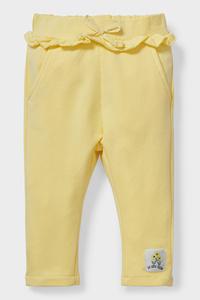 C&A Baby-Jogginghose-Bio-Baumwolle, Gelb, Größe: 62