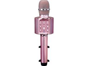 LENCO BMC-090PK Mikrofon Pink