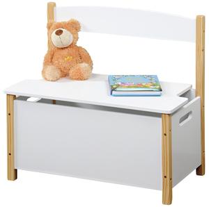 Kesper Kindersitzbank klappbar weiß