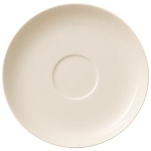 Villeroy & Boch Untertasse Ø 18 cm für XL Tasse FOR ME Cremeweiß