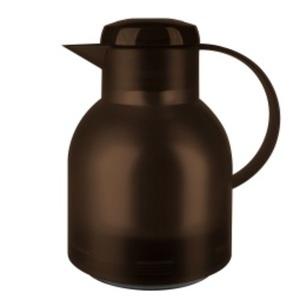 EMSA Isolierkanne SAMBA 1000 ml braun-transluzent