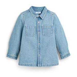 Jeans-Hemdjacke (kleine Mädchen)