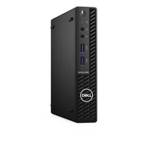 DELL OptiPlex 3080 MFF XHK61 - Intel i3-10100T, 8GB RAM, 256GB SSD, Intel UHD-Grafik 630, Win10Pro