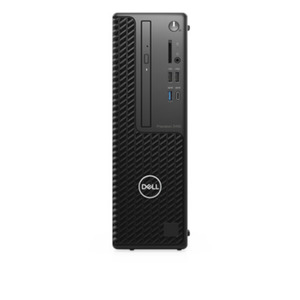 Dell Precision Tower 3440 SFF Workstation 5JDWV - Intel i5-10500, 8GB RAM, 256GB SSD, Intel UHD Grafik 630, Win10