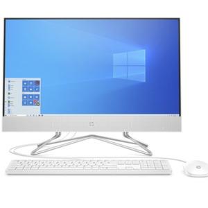 """HP All-in-One PC 24-df0019ng 60,5cm (23,8"""") FHD-Display AMD Athlon 3150U, 8GB RAM, 256GB SSD, Win10"""