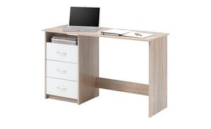 Schreibtisch  Arno - 120 cm - 77 cm - 50 cm - Sconto