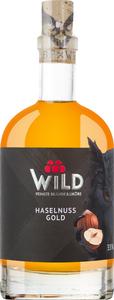 Wild Haselnuss-Gold    - Obstbrand - Wild Brennerei &, Deutschland, 0,5l
