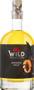 Wild Aprikose-Gold    - Obstbrand - Wild Brennerei &, Deutschland, 0,5l